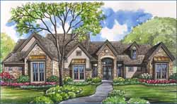 Country Style Floor Plans 62-248