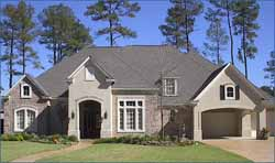 Traditional Style Floor Plans Plan: 62-255
