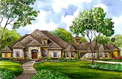 Traditional Style Floor Plans Plan: 62-262