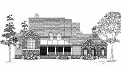 Farm Style House Plans Plan: 62-282