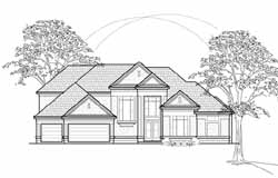 Traditional Style House Plans Plan: 62-335