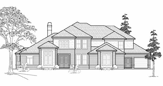 Traditional Style Floor Plans Plan: 62-366