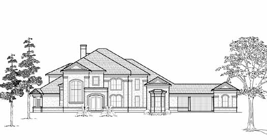 Traditional Style Floor Plans Plan: 62-414