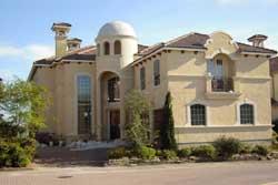 Italian Style House Plans Plan: 63-141