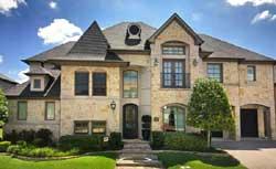 European Style Home Design Plan: 63-152