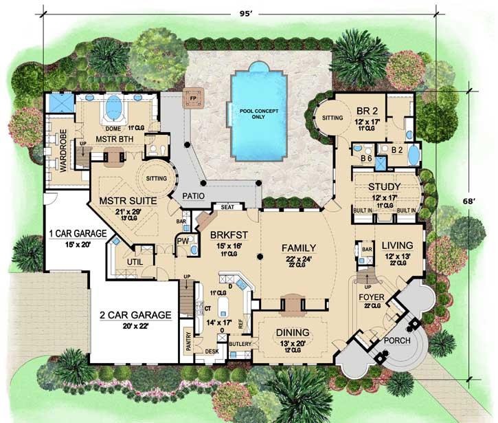 Main Floor Plan: 63-153
