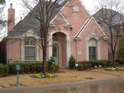 European Style Home Design Plan: 63-162