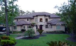 Mediterranean Style House Plans Plan: 63-208