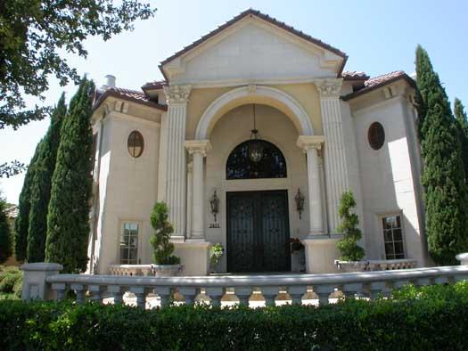 Mediterranean Style House Plans Plan: 63-227