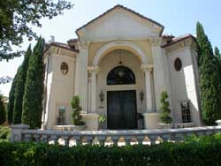 Mediterranean Style Home Design Plan: 63-227