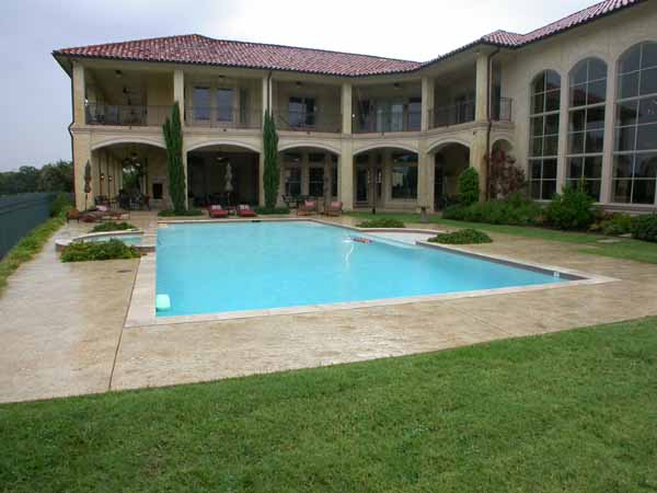 Mediterranean Style House Plans