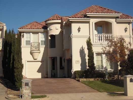 Mediterranean Style House Plans Plan: 63-292