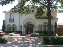 Mediterranean Style House Plans Plan: 63-295