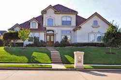 Mediterranean Style Home Design Plan: 63-452