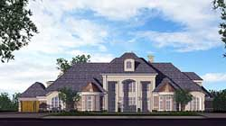 Colonial Style House Plans Plan: 63-490