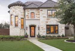 European Style House Plans Plan: 63-553