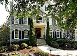 Colonial Style House Plans Plan: 63-590