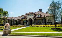 Tuscan Style House Plans Plan: 63-650