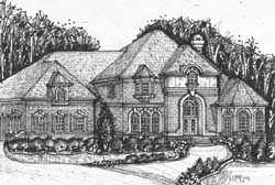 European Style Floor Plans 66-103