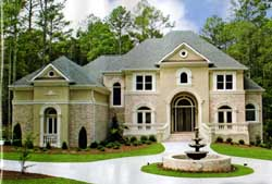 European Style Floor Plans Plan: 66-130
