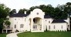 Italian Style Home Design Plan: 66-150
