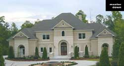 Mediterranean Style House Plans Plan: 66-178