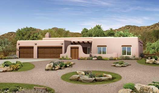 Santa Fe House Plan 4 Bedrooms 2 Bath 2945 Sq Ft Plan 68 126