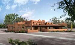 Santa-Fe Style House Plans Plan: 68-138