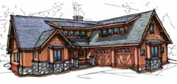 Bungalow Style House Plans 69-908