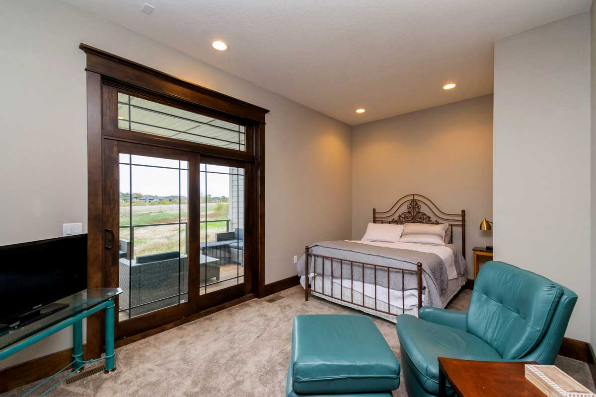 Prairie Style Home Design