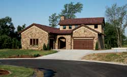Tuscan Style Floor Plans Plan: 7-1347