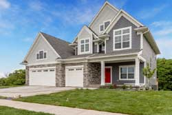 Traditional Style Home Design Plan: 7-1363