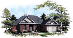 Traditional Style House Plans Plan: 7-217