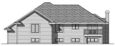 Rear Elevations Plan:7-328