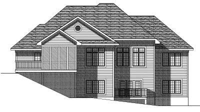 Rear Elevation Plan: 7-379