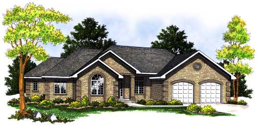 Traditional Style House Plans Plan: 7-482