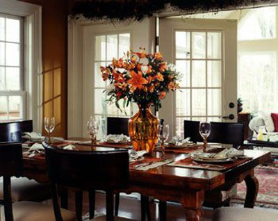 English-country Style Home Design