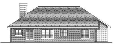 Rear Elevations Plan:7-530