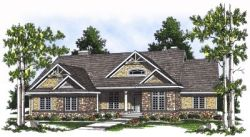 Craftsman Style House Plans 7-531