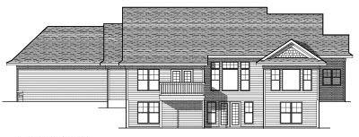 Rear Elevations Plan:7-617