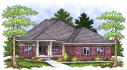 Craftsman Style House Plans Plan: 7-639