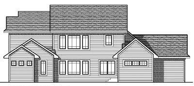 Rear Elevation Plan: 7-683