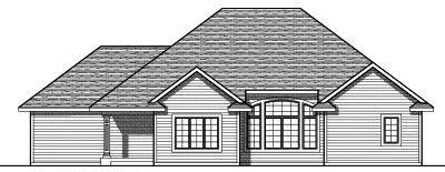 Rear Elevation Plan: 7-761