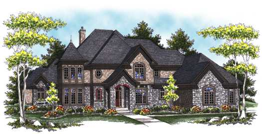 Style Home Design 7-824