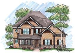 Farm Style House Plans Plan: 7-968