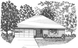 Traditional Style House Plans Plan: 71-139