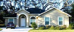 Sunbelt Style House Plans Plan: 71-157
