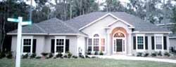 Florida Style House Plans Plan: 71-456
