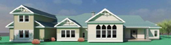 Traditional Style House Plans Plan: 72-102
