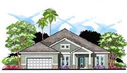 Craftsman Style Floor Plans Plan: 73-167